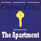CronoCine 3x01: El Apartamento (Piso de Soltero, Billy Wilder 1960)