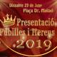 Josep Franch reg Festes declaracions acte presentació pubilles 29062019