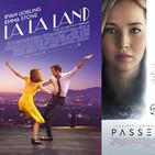 El cine por los oídos, episodio 67: BSO nominadas al Oscar 2017 (Hurwitz, Levi, Britell, Newman, O'Halloran, Hausc...