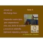 Curso con Félix Rodrigo: Comprender nuestra época - 4