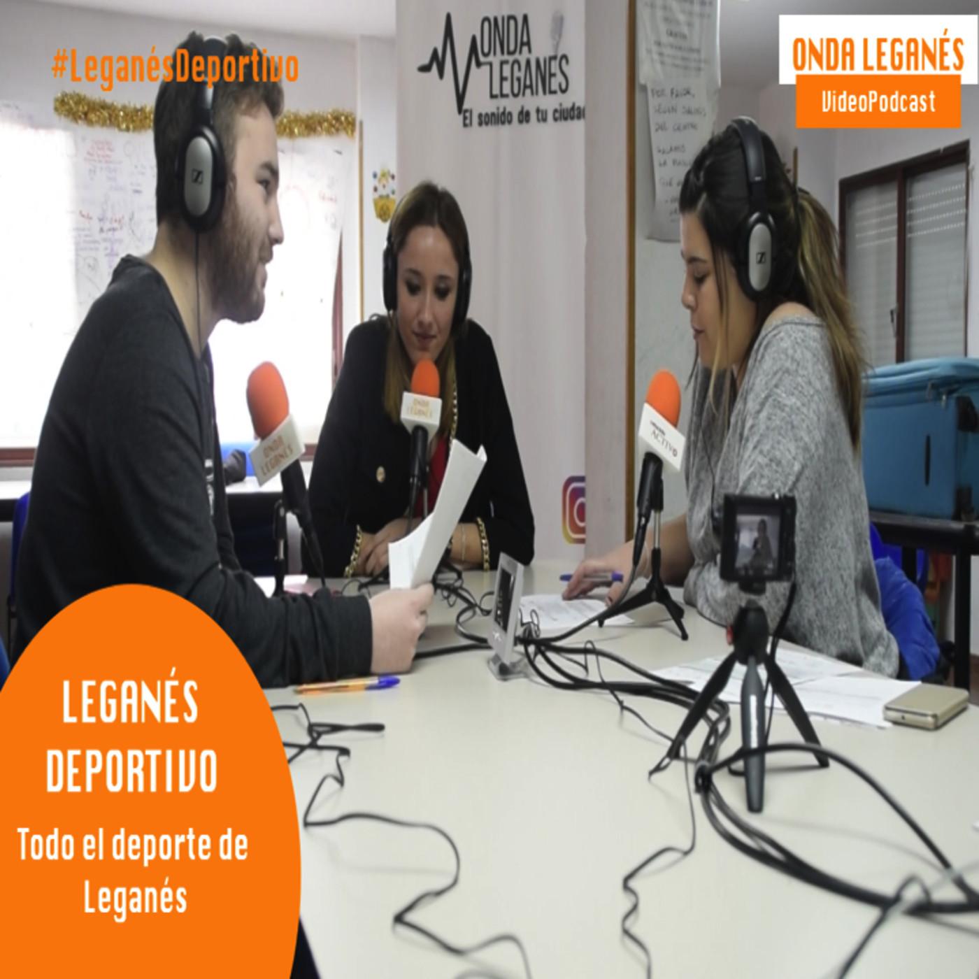 MARTA PEREZ en Leganés Deportivo (21 enero)