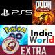 GR (EXTRA) Las polémicas alrededor de Doom y Pokémon Go, Juegos gratis, Nintendo Indie World y la filtración sobre PS5