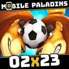 02x23 - Rumble Stars Soccer, Angry Birds AR, Golf Blitz, Cyber Hunter, Beta de Mario Kart Tour y más de Nintendo