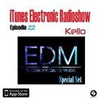 iTunes Electronic Radioshow #22 EDM SPECIAL SELECTION VOL 2