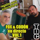 FOX & CODÓN, CRÍTICOS DEL MONTÓN: en directo vol.1