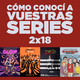 Cómo conocí a vuestras series 2x18 - GLOW, Downward Dog, Orange is the New Black, Better Call Saul, Silicon Valley, etc.