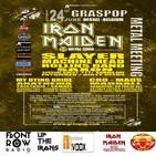 Iron Maiden Live At Graspop Festival 24 06 2000