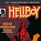 Hellboy, más allá del cómic
