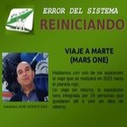 Jose Vicente Diaz 'Viaje a Marte sin Retorno'
