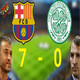 Análisis Post-Partido #FCBarcelona 7 #Celtic #Glasgow 0 Siete goles como siete soles para la reconquista de la #UCL