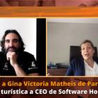 Entrevista a Gina Matheis: De guía turística a CEO de Paraty Tech.