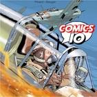 CÓMICS 10#02 El cielo en Guerra