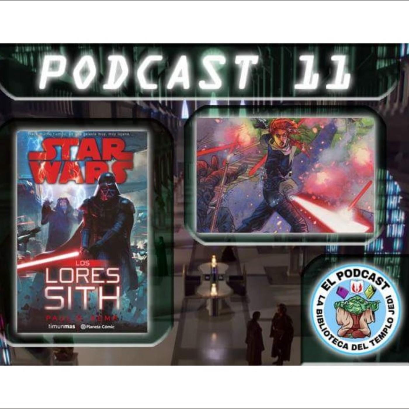 El Podcast de la Biblioteca del Templo Jedi 011