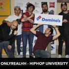 ONLYREALHH 100 - HipHop University (Con Zpu, Tosko, Cres y Dj Mesh)