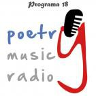 PoetryMusicRadio Programa 18 - 01.06.16