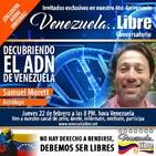 Descubriendo el ADN de Venezuela con Samuel Morett