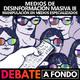 Debate A Fondo - Medios de desinformación masiva III: Manipulación en medios especializados.
