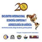 Armando Bartra: ENCUENTRO INTERNACIONAL