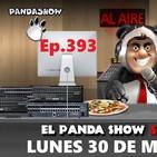 El Panda Show Ep. 393 lunes 30 de Marzo 2020