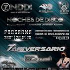 Noches de Disco   Programa 360° - 7° Aniversario