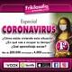 3X25. CORONAVIRUS. Covid-19.