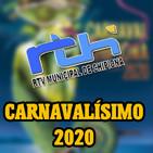 Carnavalísimo 2020 martes 21 de enero de 2020