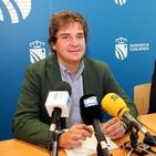 Javier Ayala, alcalde de Fuenlabrada. El Gobierno municipal presenta un Presupuesto de 181,5 millones para 2019