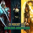 CX Podcast 7x39 I Top juegos de lucha de la generación