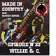"By Mauro Secchi (MAX) 23° Episode' MADE IN COUNTRY ' ""Willie & C. """
