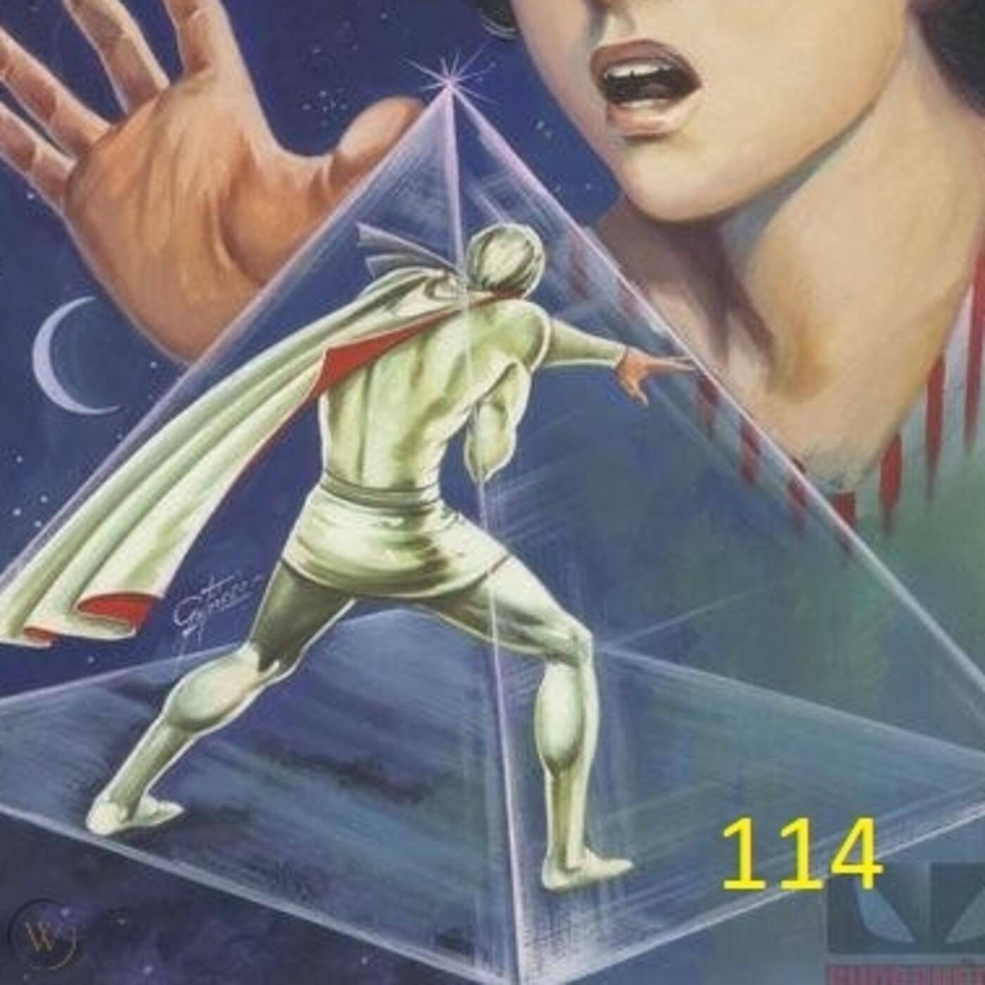 30x114 Muerte en la cuarta dimensión Kaliman