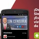 Podcast Sin Censura con @VicenteSerrano 041317
