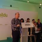 "Iñaki Ruiz de Pinedo, diputado electo de EH Bildu: ""Hemos conseguido neutralizar al viejo régimen en Álava"""
