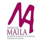 """T2/P3 (22 OCT 2.012): Previo del Proyecto Maila, IV Coloquio """"Nuevas Perspectivas sobre la Antigüedad Tardía"""" y II Jorna"""