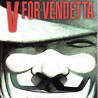 V for Vendetta: Novela gráfica y su adaptación fílmica