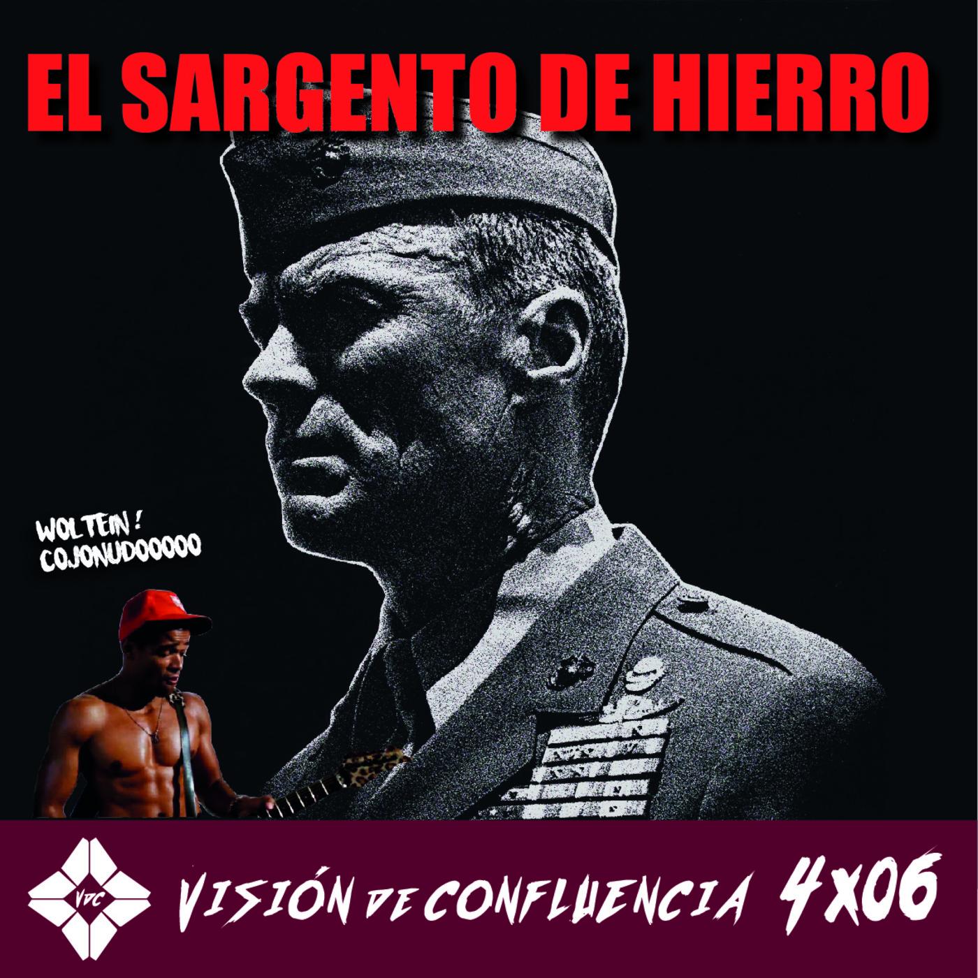 4x06 El Sargento de Hierro
