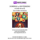 """Happy Family online """"Redes sociales"""""""