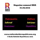 Magazine 01/09/2019