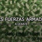 #54 Las Fuerzas Armadas a debate