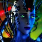 SECCIÓN RETAZOS Abril, Relato Cyberpunk - AFRODITA 426 - de Rubén Giráldez. Incluye retrotráiler Exmachine