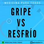 Gripe vs Resfrío