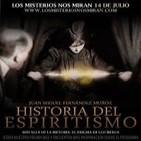 """Programa 121: """"Historia del espirtísmo"""" """"Relatos la voz de las tinieblas"""" y """"El enigma de los íberos"""""""