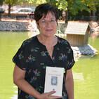 Entrevista a la poeta granadina Carmina Moreno Arenas, autora de 'De nueva claridad' (Ed. Alhulia)