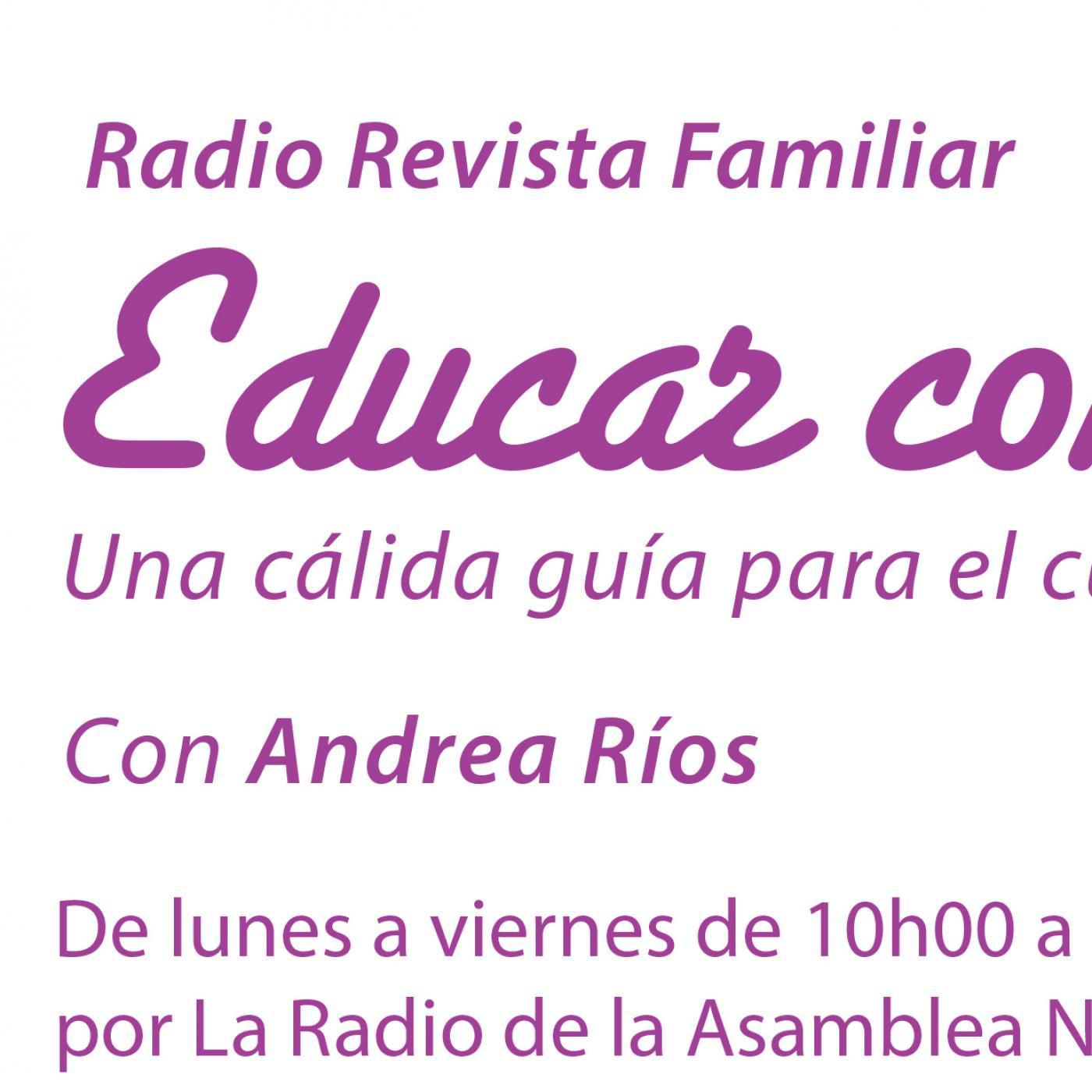 Educar con Amor- Manejo Adecuado Estrés- Alienación Parental- 22-02-2016