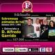 3X11. SÁBADOS TVE (1975 - 1993) SOBREMESAS ANIMADAS + Entrevista a D. ALFREDO GARRIDO autor de Mazinger.