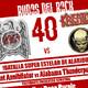 Los Rudos del Rock 40.