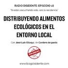Episodio 16 - Distribuyendo alimentos ecológicos en el entorno local, con José Luis Olloqui