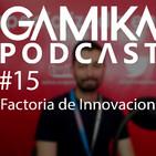Podcast especial TLP 2018 #15: Factoria de Innovación
