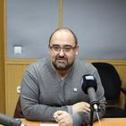 Óscar Valero, concejal de Comercio. Fuenlastock llega este fin de semana cumpliendo su XII edición