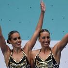 Ona y Gemma se sumergen con ilusión para alcanzar el podio