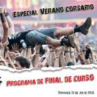 Corsarios - Programa del 31de julio de 2016 - Especial Calor y Verano
